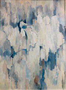 In Search of Zanadu, acrylic by Kay Lusk